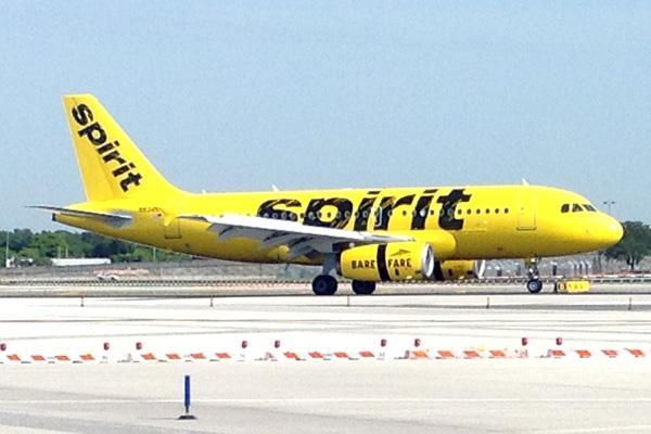 Spirit A319-100 N534NK (14)(Grd) FLL (Spirit)(LRW)