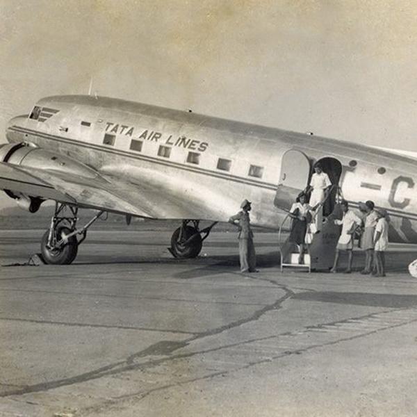 Tata Air Lines DC-3