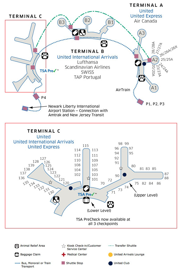newark liberty international airport | World Airline News