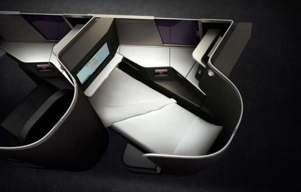 Virgin Australia 777-300 Business Class