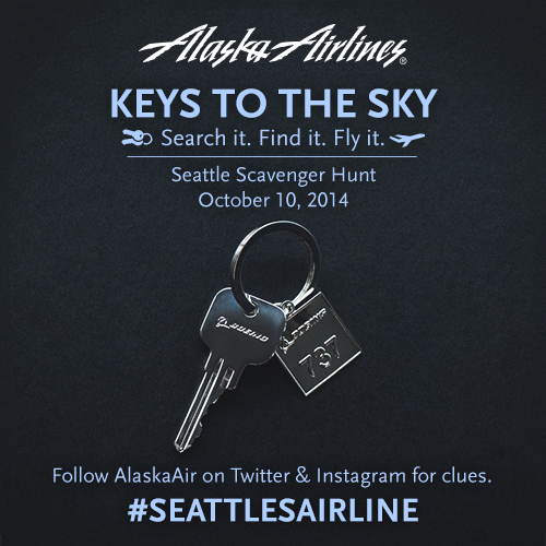 Alaska Keys to the Sky logo