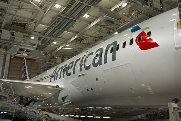 American 787-8 N800AN (13)(Name)(American)(LR)