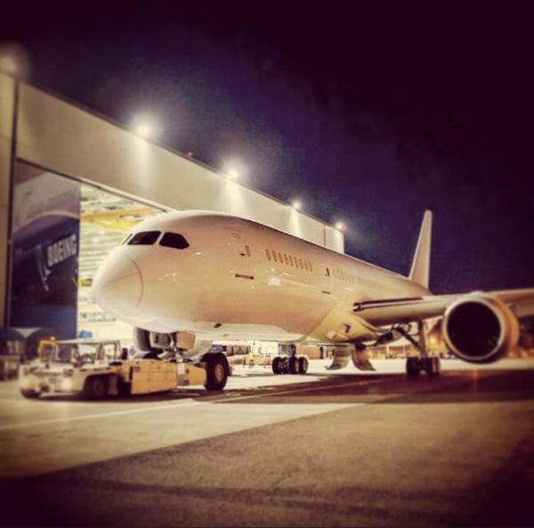 American 787-8 N800AN (white)(RO) PAE (American)(LR)