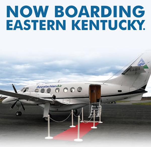 Appalachian Air Now Boarding