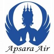 Apsara Air logo