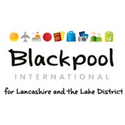 Blackpool Airport logo