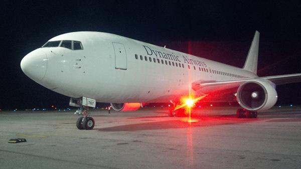 Dynamic (2nd) 767-300 (Nose)(Dynamic)(LR)