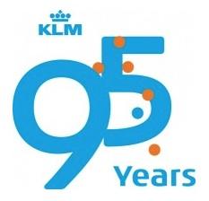 KLM 95 Years logo-1