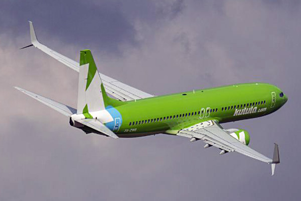 Aviation Partners Boeing Split Scimitar Winglets