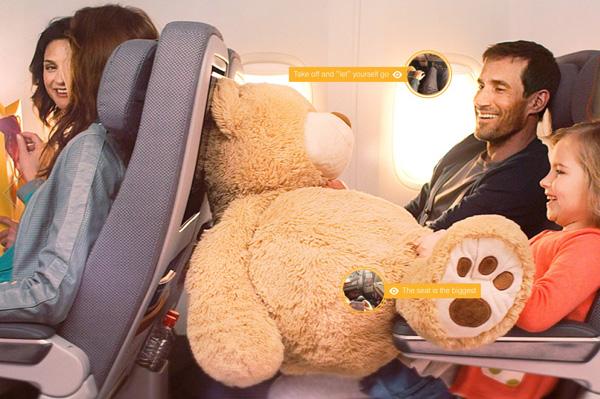 Lufthansa Premium Economy Class