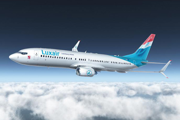 Aviation Partners Boeing Luxair 737-800