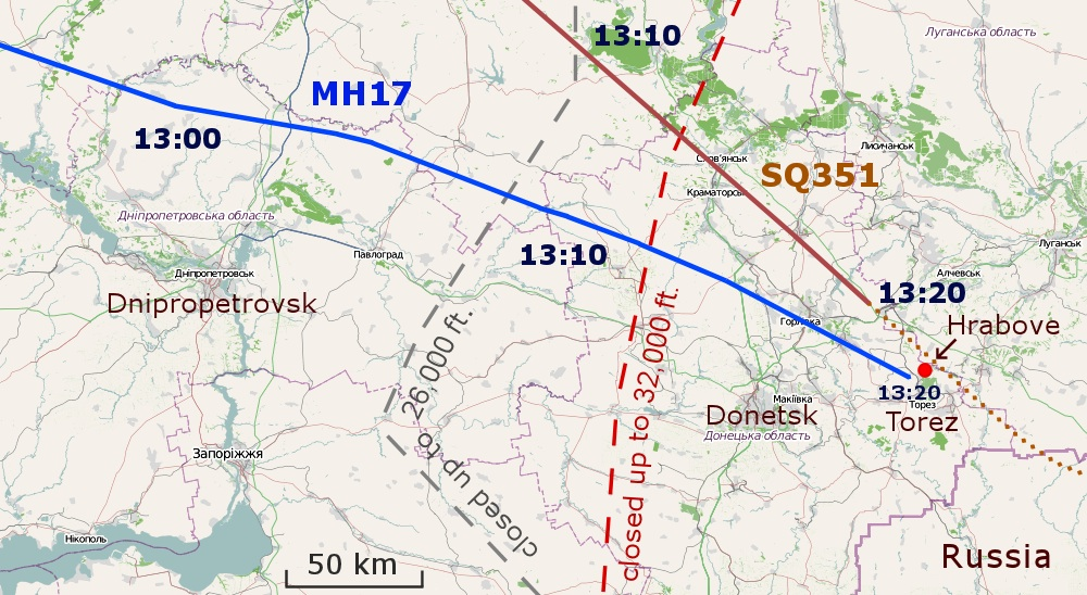 Malaysia Airlines flight MH 17 | World Airline News