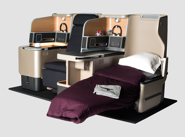 QANTAS A330 Business Suite  1 (QANTAS)(LRW)