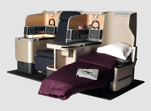 QANTAS A330 Business Suite  1 (QANTAS)(LRW)