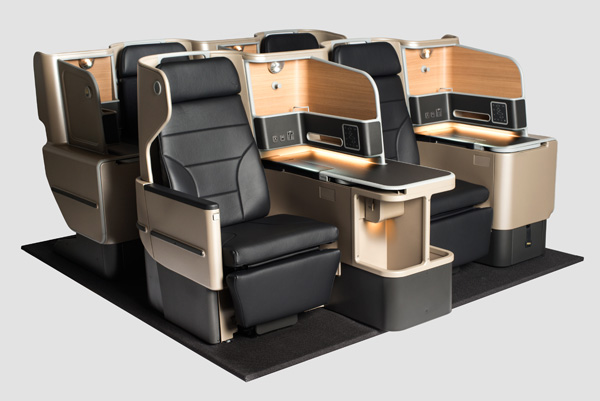 QANTAS A330 Business Suite  2 (QANTAS)(LRW)