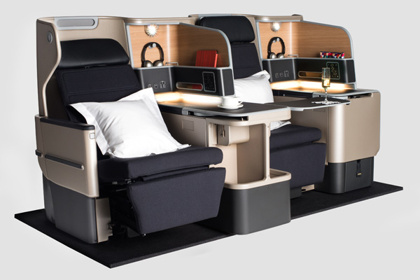 QANTAS A330 Business Suite  3 (QANTAS)(LRW)