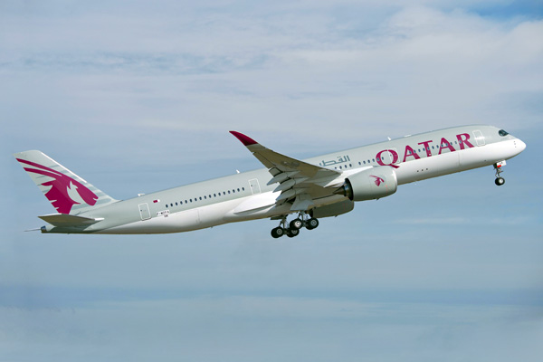 Qatar A350-900 F-WZFA (A7-ALA)(06)(Tko) TLS (Airbus)(LRW)