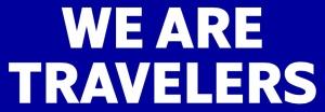 SAS We Are Travelers logo