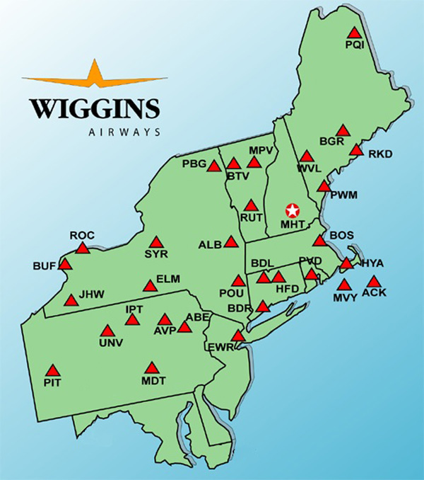 Wiggin Airways 10.2014 Service Area