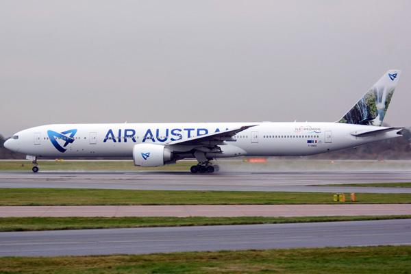 Air Austral 777-300 F-ONOU (14)(Grd) MAN (NF)(LRW)