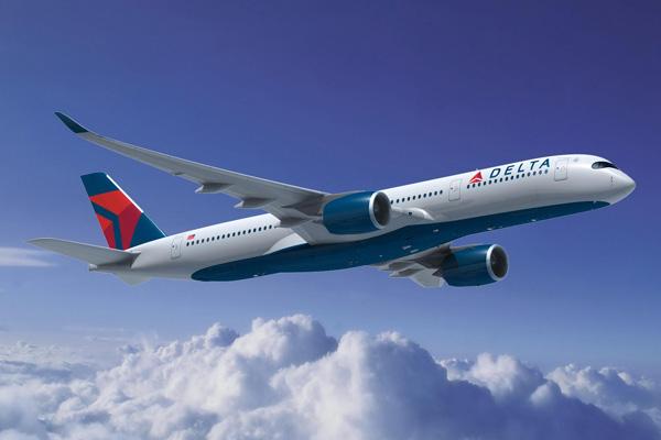 Delta A350-900 (07)(Flt)(Airbus)(LRW)