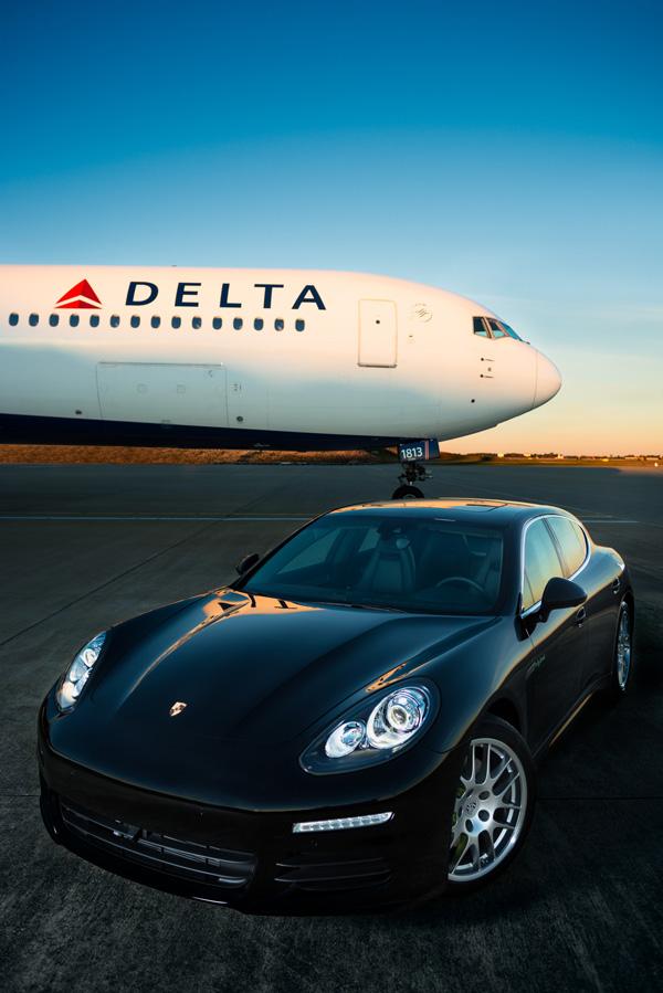 Delta Porsche Service (Delta)(LRW)