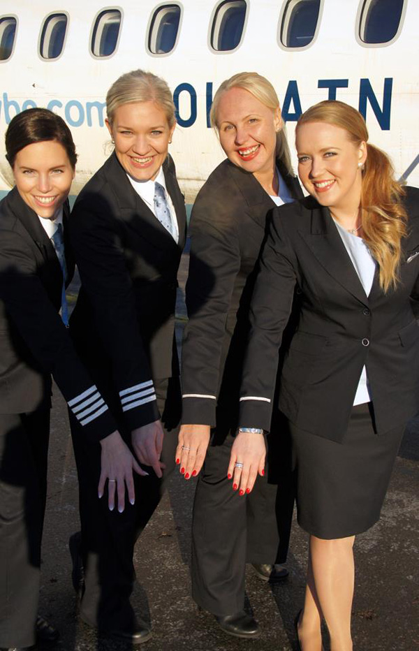 Flybe Finland Crew