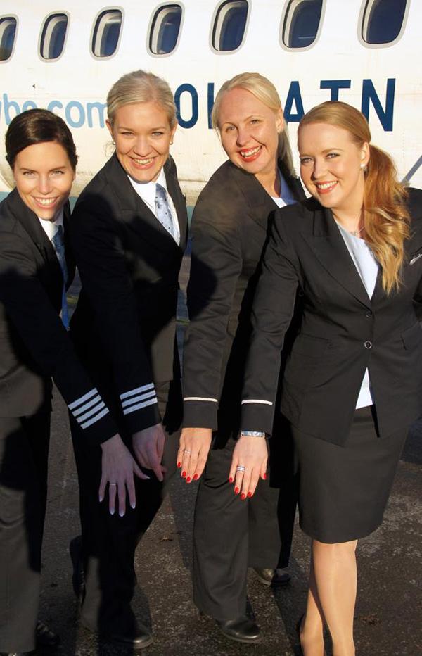 Flybe Finland Crew