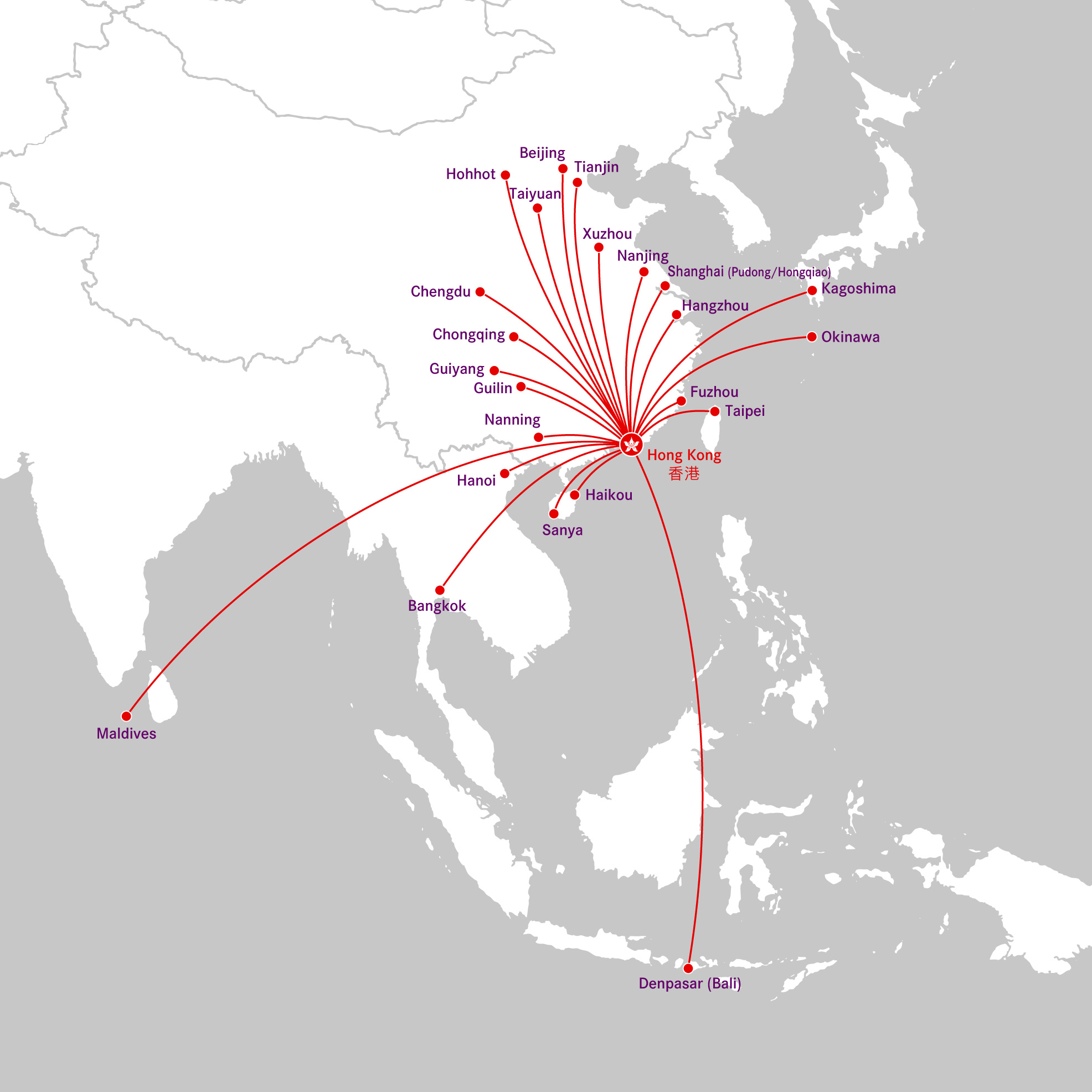 Flight Route Map Fly With Us PSA Airlines Flight Routes Of Delta - Us airways travel map