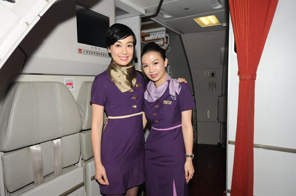 Hong Kong Airlines FAs