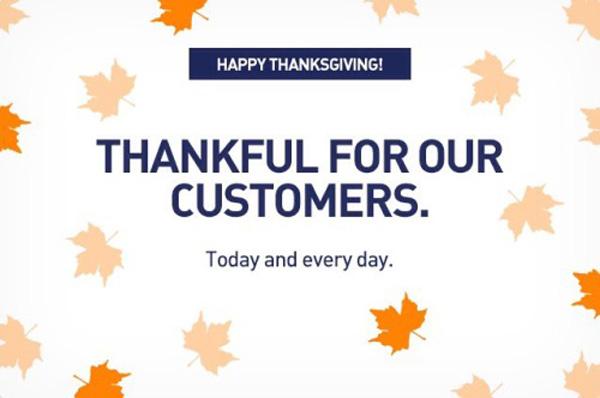 JetBlue Thanksgiving