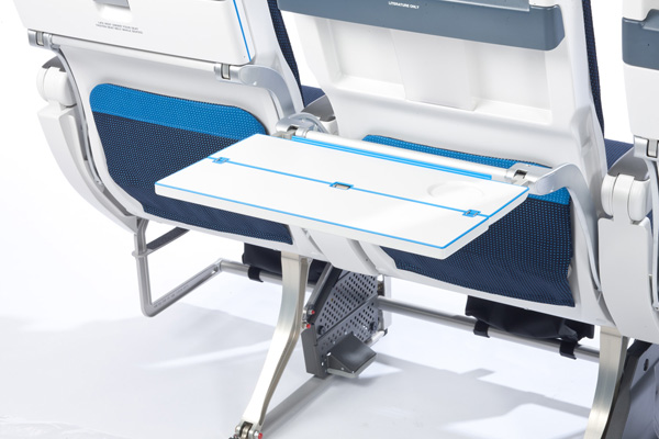 KLM 777-200 Seat Tray