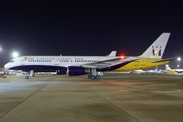 Monarch 757-200 G-MONJ (02-Captain's Choice)(Grd)(Monarch)(LR)