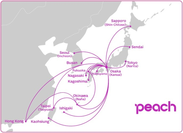Peach 11.2014 Route Map