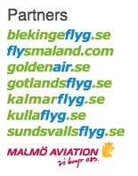 Sverigeflyg partners