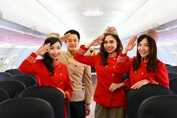 VietJetAir.com FAs