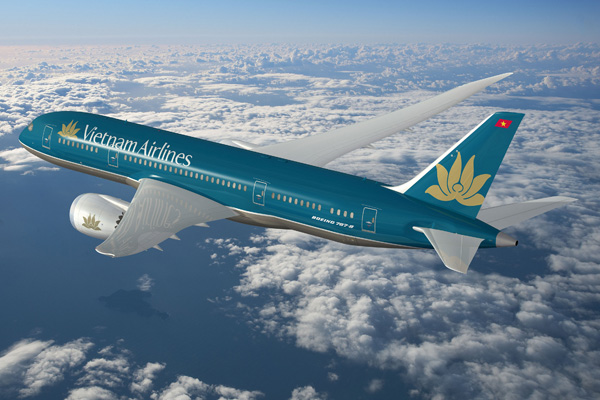 Vietnam Airlines to bring the Boeing 787 to London Gatwick in July