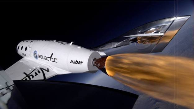 Virgin Galactic SpaceShipTwo 1