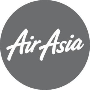 AirAsia black logo