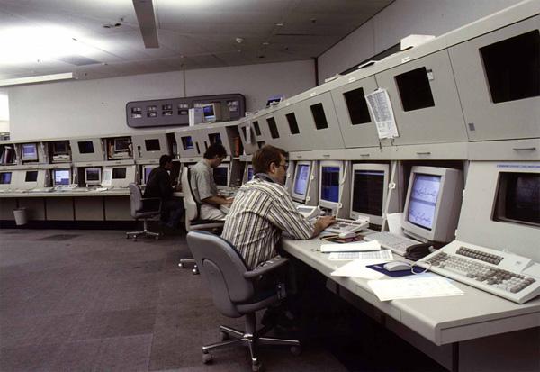 Amadeus Control Room (LRW)