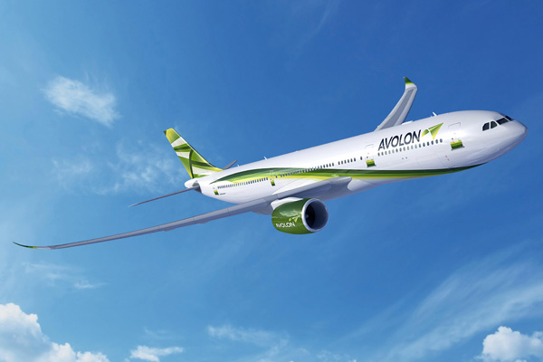 Avolon A330-900neo (Flt)(Airbus)(LRW)