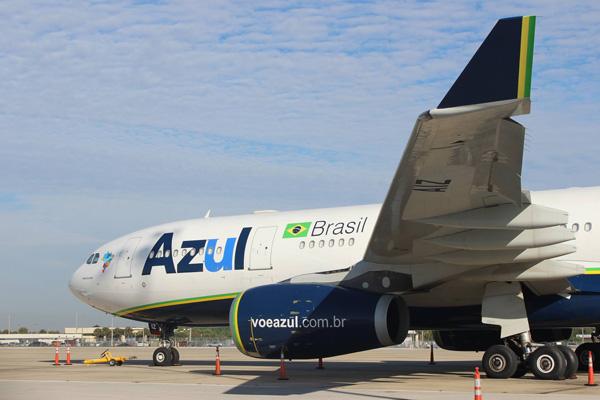 Azul A330-200 PR-AIZ (08)(Nose)(Azul)(LRW)