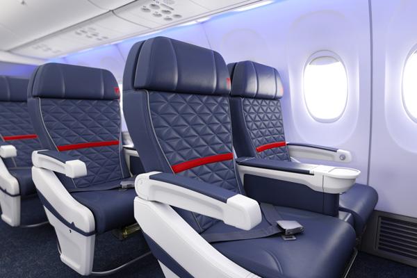 Delta 727 First Class (LRW)
