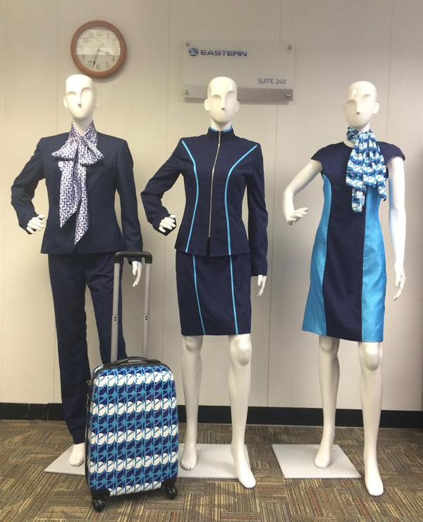 Eastern (2nd) uniforms (LRW)