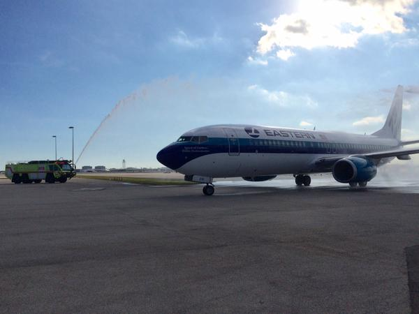 Eastern 737-800 N276EA (14)(Grd) arrives in MIA (MDAD)(LR)