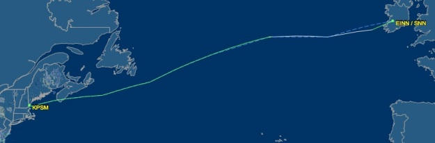 Eastern N276EA Flight Track (FlightAware)