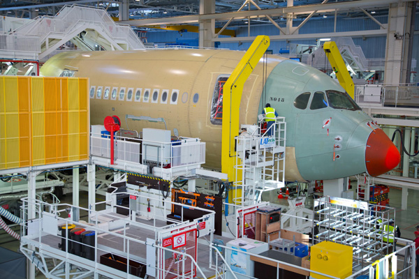 Finnair A350-900 (018)(Nose) TLS (Airbus)(LRW)