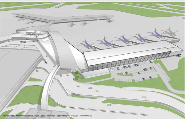 HOU International Terminal Concept (HOU)(LR)
