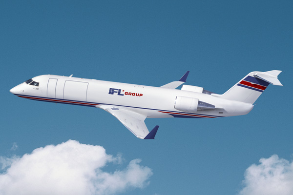 IFL Group CRJ200SF (Flt)(Bombardier)(LRW)