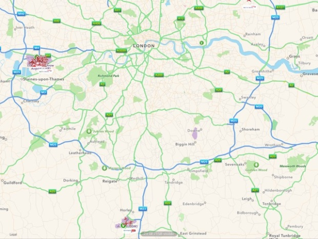 London Radar